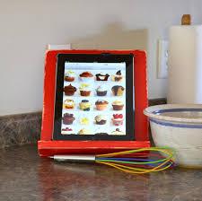 Kitchen Tablet Holder Kitchen Wooden Cookbook Stand Cookbook Holder Tablet Cookbook