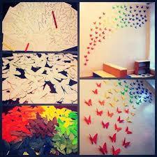 erfly wall art crafts diy crafts