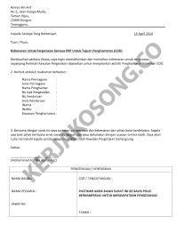 Pengukuhan pengusaha kena pajak orang pribadi. Surat Rentas Negeri Pkp Untuk Bekerja Surat Kebenaran Bekerja Page 1 Line 17qq Com Surat Kebenaran Untuk Bekerja Dan Rentas Daerah Semasa Tempoh Perintah Kawalan Pergerakan Bersyarat Pkpb Matha Batterton