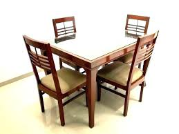 wooden dining table designs with glass top in kerala india wood tables kitchen drop dead gorgeous