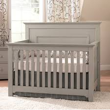 Fresh Design Designer Nursery Furniture Fancy Munire Chesapeake Lifetime  Crib In Light Grey FREE SHIPPING