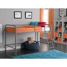 DHP Twin Metal Kids Loft Bed-5458096 - The Home Depot