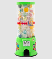 Coffee Capsules Vending Tower Machine Beauteous Automatic Dispenser For Capsules With Toys Clenport