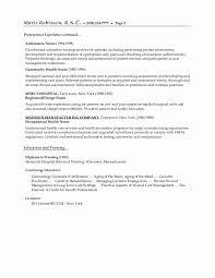 Sample Resume Objectives For Nursing Student Best of Download Nursing Resume Objective Samples DiplomaticRegatta