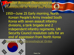 Image result for 1950 a United Nations resolution calling for an end to hostilities,