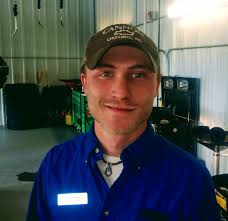 for the past three years jarrett broyles istant service manager over quick lube and service writer for cannon motors of mississippi on north thacker