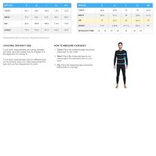 Icebreaker Mens Size Chart Coastal Sports