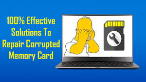 7 effective ways to fix repair corrupted memory card retrieve data from it