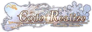 Code: Realize ~Wintertide Miracles~ | Official Site |