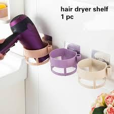 Multi-function Bathroom Toilet <b>Hair</b> Dryer <b>Free Punching</b> Convenient ...