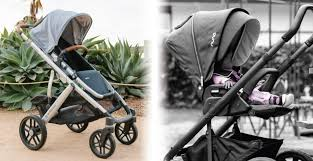 both shining brands at magic beans you ve come to expect excellence from nuna and uppababy the nuna mi2 and the uppababy vista 2017 are top contenders
