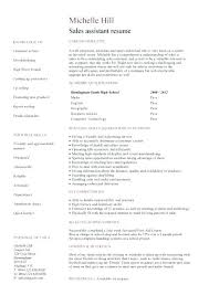 No Work Experience Resume Template A Resume Written From The