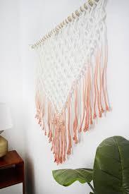 Macrame Wall Hanging Patterns Free
