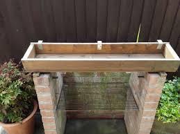 garden planter patio trough window box