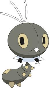 Pokemon 664 Scatterbug Pokedex Evolution Moves Location