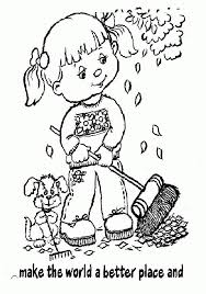 Small Picture Girl Scout Valentine Coloring Pages Kids Best Coloring Page
