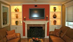 TV Media Cabinets built by Deacon Home Enhancement