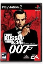 James Bond 02 - Bons baisers de Russie poster