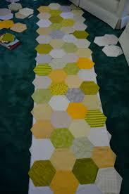 Honeycomb Quilt | Sewfrench & Honeycomb Quilt Adamdwight.com
