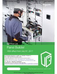 Schneider Mpcb Selection Chart Panel Builder Ankit Electricals Manualzz Com