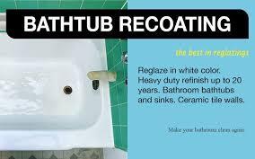 bathtub recoatings los angeles