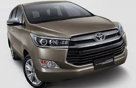 new car launches by toyotaToyota Innova 2016 launched in Indonesia India debut at Delhi