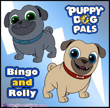 Puppy Dog Pals Coming To Disney Junior Skgaleana