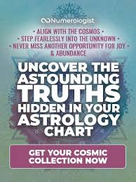 Natal Numerology Chart Could Both Astrology And Numerology Unlock Hidden Truths