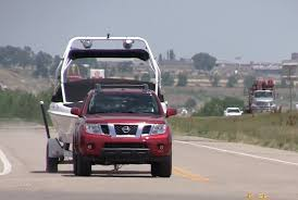 2013 Nissan Frontier PRO-4X Pickup 0-60 MPH Towing Test (Episode 2 ...