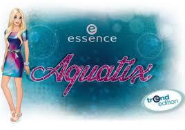 Коллекция осени 2014 от Essence - <b>Aquatix</b>