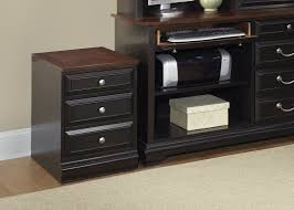 Cherry File Cabinets Furniture Office Home Office Mobile File Cabinet With Poplar