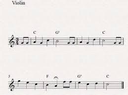easy violin sheet happy birthday