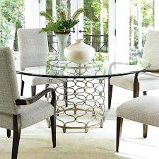 decoration best of round glass dining table images home design regarding stylish residence designs small