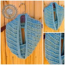 Crochet Infinity Scarf Pattern In The Round Best Design Ideas