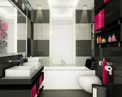 black and pink bathroom accessories. Full Size Of Bathroom Interior:pics Pink And Black Bathrooms Accessories Hot Memory E
