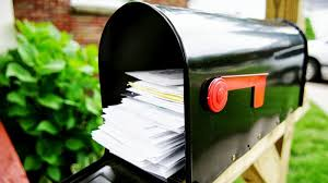 full mailbox. Mailbox Full Of Mail - LetterStream