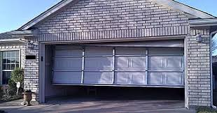 garage door off trackCentral Garage Door Service  Repair door off track