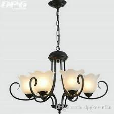 modern vintage black iron chandeliers ceiling fixtures e27 220v for decor dining room living room bedroom kitchen chandelier with shades dining chandelier