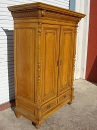 antique furniture armoire. antique armoire wardrobe pine furniture german cabinet
