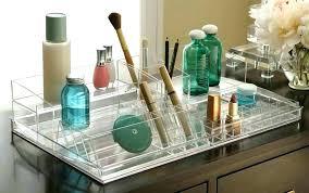 Makeup Organizers Target Beauteous Acrylic Makeup Organizer Target Drawer Makeup Organizer Acrylic