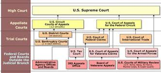 Federal Court Structure Chart Miranda Rule Flow Chart Yahoo Search Results Appellate