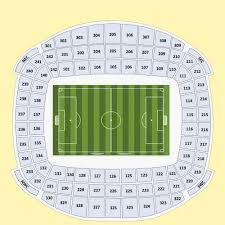 Etihad Stadium Manchester Seating Chart Buy Manchester City Vs Sheffiield United Tickets At Etihad