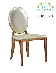shp 9301 whole golden stainless steel banquet chair