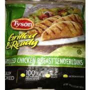 tyson grilled ready en t tenderloins grilled nutrition grade b