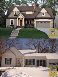 Before And After Pictures Of Exterior Home Renovations