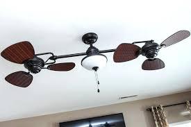 double ceiling fan with light dual oscillating ceiling fan outdoor ceiling fans harbour breeze ceiling fan