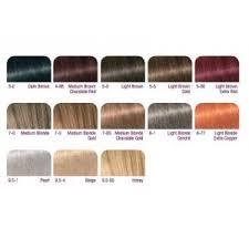 Igora Color Chart Schwarzkopf Igora Expert Mousse Color Chart Www
