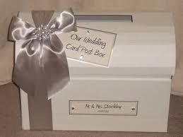 wedding card chest box tbrb info Wedding Card Holder Chest grey white wedding chest post box with vintage style brooch treasure chest wedding card holder