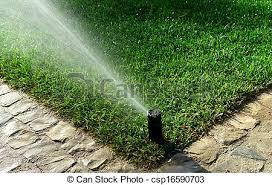 garden irrigation system. Garden Irrigation System - Csp16590703 A