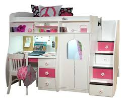 twin loft bed with desk large size of looking twin loft bed with desk and dresser